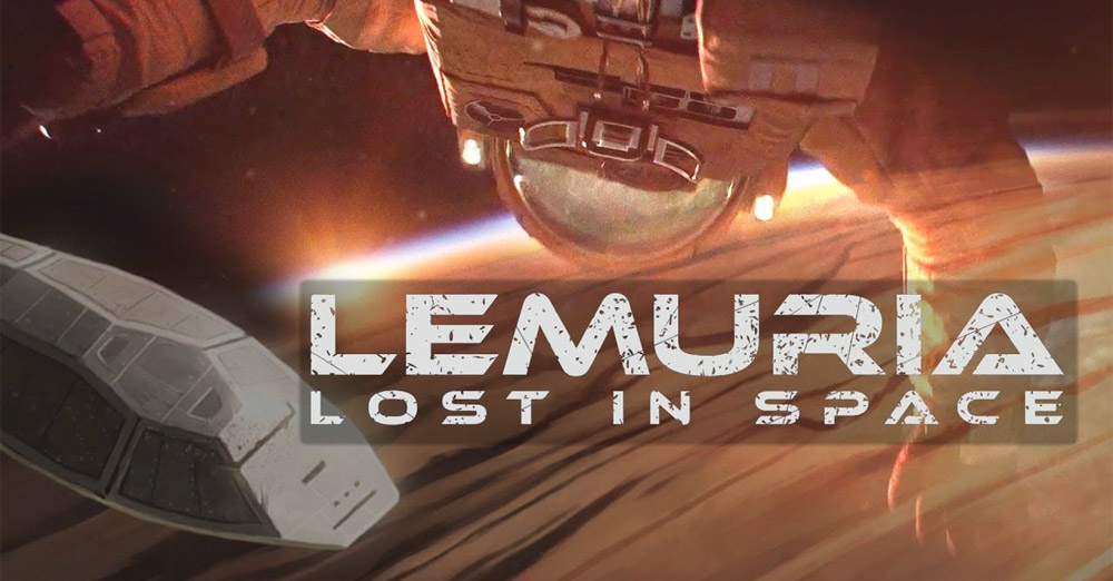 Gry PC - News - Lemuria: Lost in Space pod lupą Enklawy