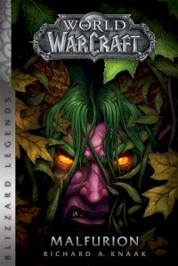 Fantastyka - Książka - World of Warcraft: Malfurion