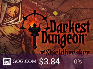Darkest Dungeon: The Shieldbreaker - kupuj bez DRM na GOG.com!