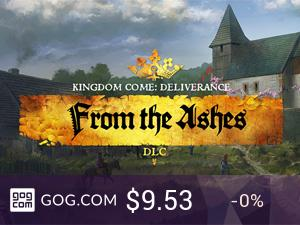 Kingdom Come: Deliverance ? From the Ashes - kupuj bez DRM na GOG.com!