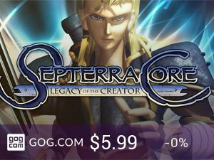 Septerra Core: Legacy of the Creator - kupuj bez DRM na GOG.com!