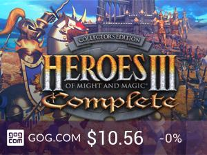 Heroes of Might and Magic? 3: Complete - kupuj bez DRM na GOG.com!