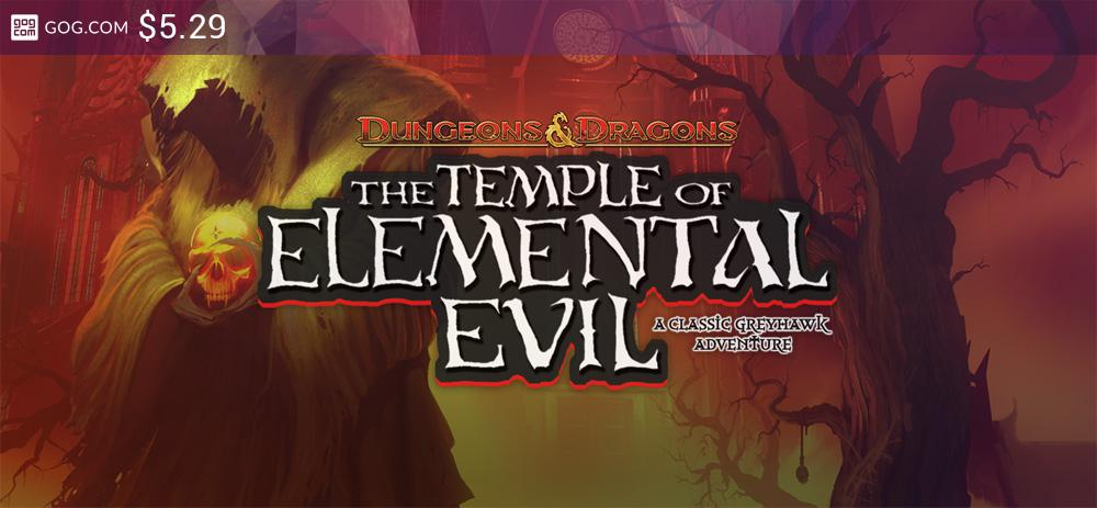 Temple of Elemental Evil, The  - kupuj bez DRM na GOG.com!