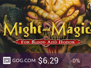 Might and Magic? 7: For Blood and Honor? - kupuj bez DRM na GOG.com!