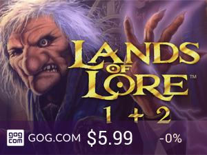 Lands of Lore? 1+2 - kupuj bez DRM na GOG.com!