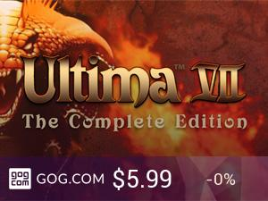 Ultima? 7 The Complete Edition - kupuj bez DRM na GOG.com!