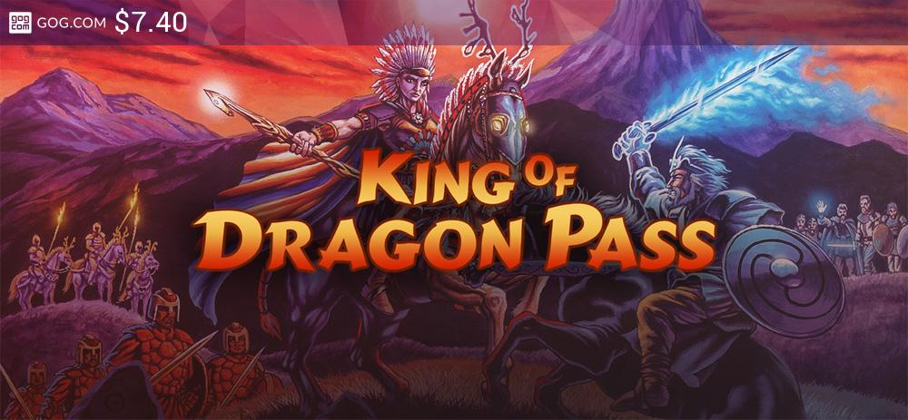 King of Dragon Pass - kupuj bez DRM na GOG.com!