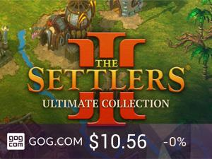 Settlers? 3: Ultimate Collection - kupuj bez DRM na GOG.com!