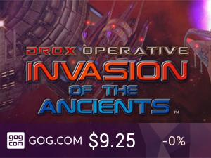 Drox Operative: Invasion of the Ancients - kupuj bez DRM na GOG.com!