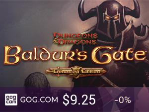 Baldur's Gate: Enhanced Edition - kupuj bez DRM na GOG.com!