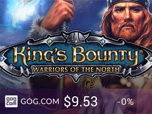 King's Bounty: Warriors of the North - kupuj bez DRM na GOG.com!