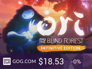 Ori and the Blind Forest: Definitive Edition - kupuj bez DRM na GOG.com!