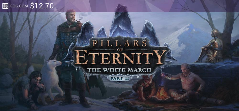 Pillars of Eternity: The White March - Part II - kupuj bez DRM na GOG.com!