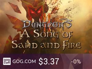 Dungeons 2: A Song of Sand and Fire - kupuj bez DRM na GOG.com!