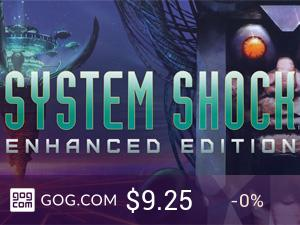 System Shock: Enhanced Edition - kupuj bez DRM na GOG.com!