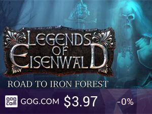 Legends of Eisenwald: Road to Iron Forest  - kupuj bez DRM na GOG.com!