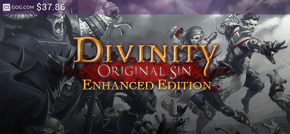 Divinity: Original Sin - Enhanced Edition - kupuj bez DRM na GOG.com!
