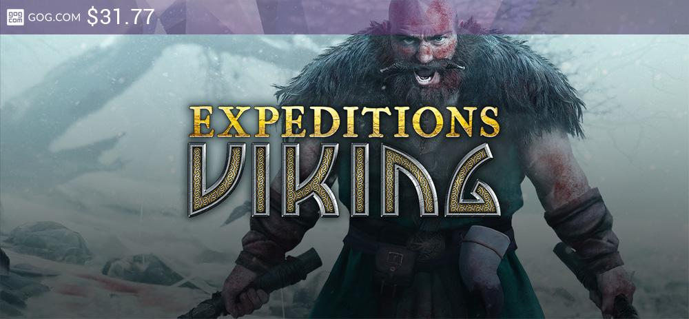 Expeditions: Viking - kupuj bez DRM na GOG.com!