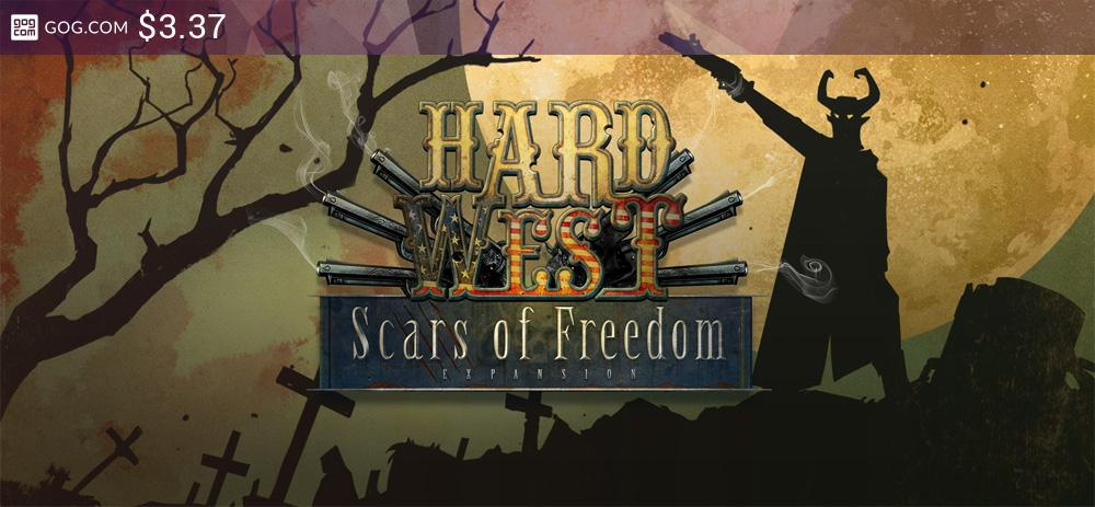 Hard West: Scars of Freedom - kupuj bez DRM na GOG.com!