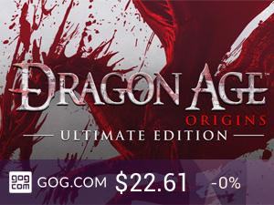 Dragon Age?: Origins - Ultimate Edition - kupuj bez DRM na GOG.com!