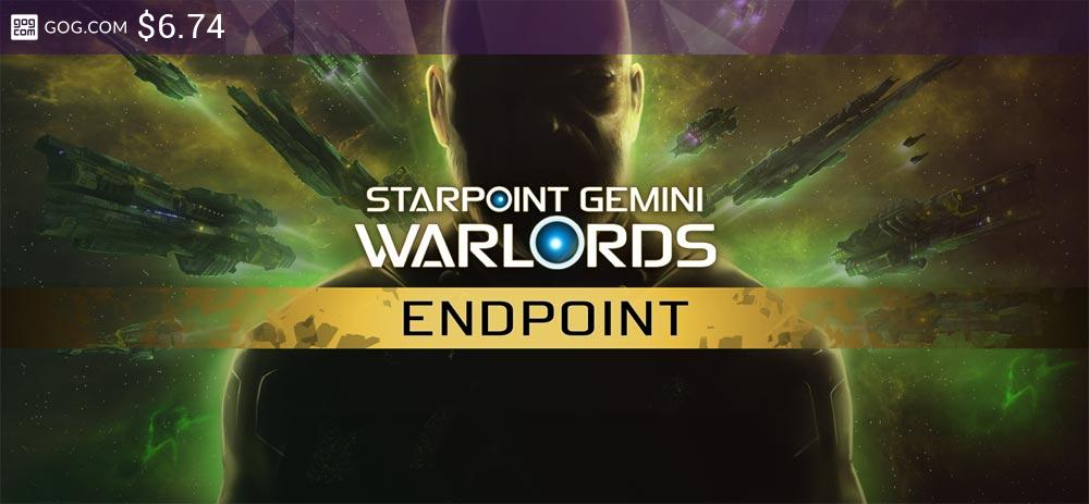 Starpoint Gemini Warlords - Endpoint - kupuj bez DRM na GOG.com!