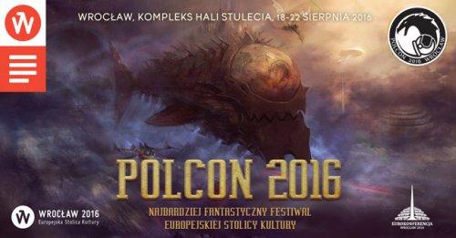 Konwenty - Wydarzenia - Polcon 2016/
