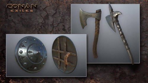 Gry PC - Galeria - Conan Exiles - Artworki
