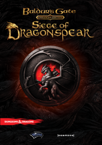 Gry PC - Leksykon - Baldurs Gate: Siege of Dragonspear