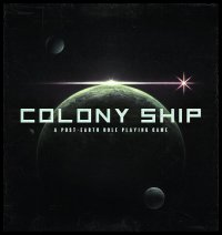 Gry PC - Leksykon - Colony Ship