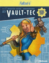 Gry PC - Leksykon - Fallout 4: Vault-Tec Workshop