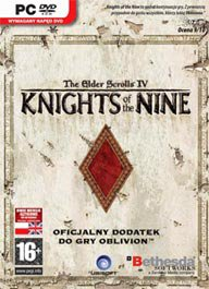 Gry PC - Leksykon - TES IV: Knights of the Nine