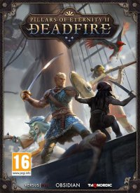 Gry PC - Leksykon - Pillars of Eternity II: Deadfire