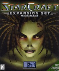 Gry PC - Leksykon - StarCraft: Brood War