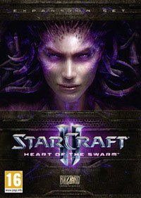 Gry PC - Leksykon - Starcraft II: Heart of the Swarm
