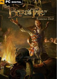 Gry PC - Leksykon - The Bard's Tale IV: Barrows Deep