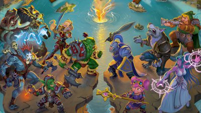 Gry PC - News - Days of Wonder zapowiedziało grę planszową Small World of Warcraft