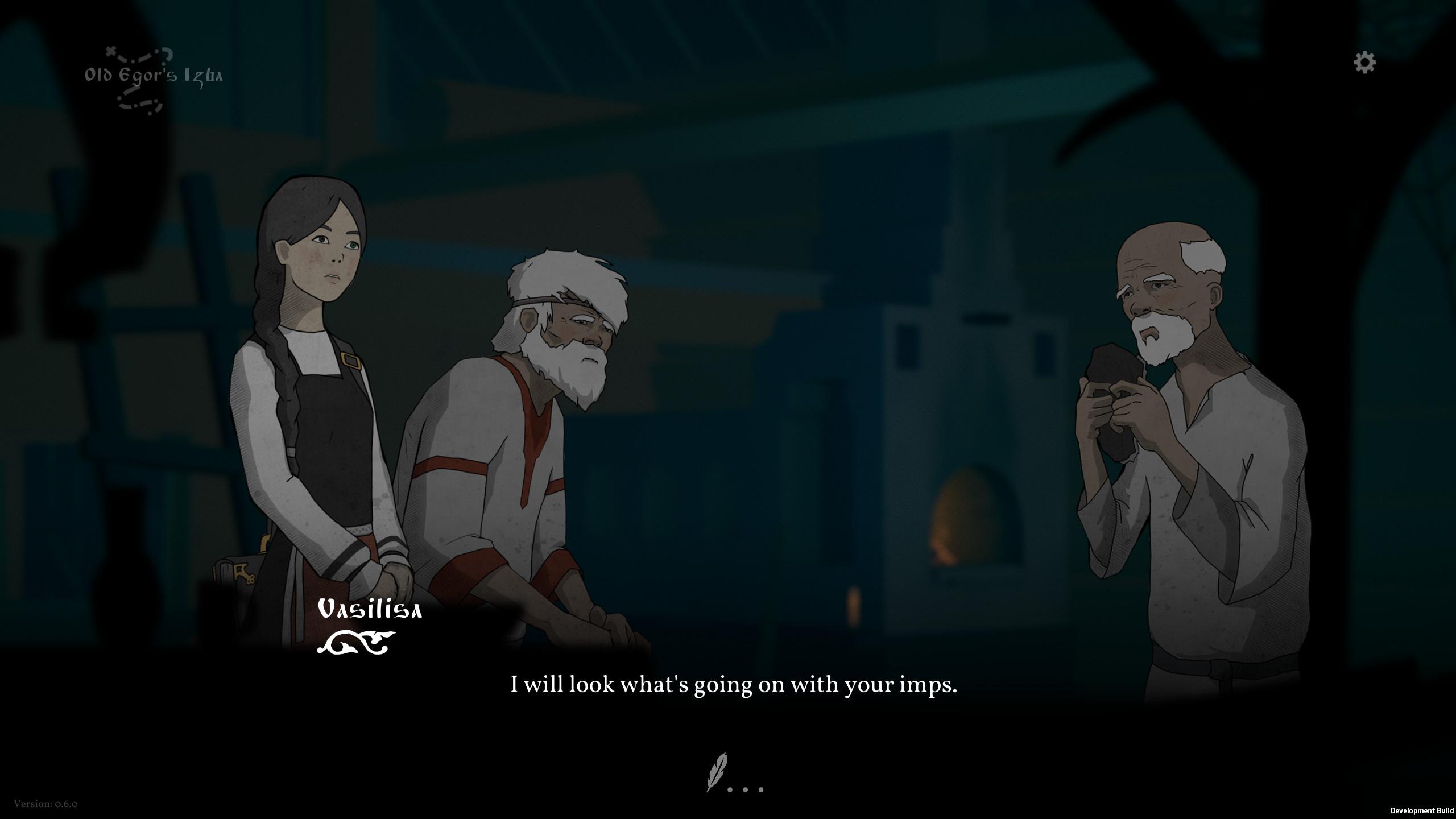 a pleasant talk   RPG Jeuxvidéo