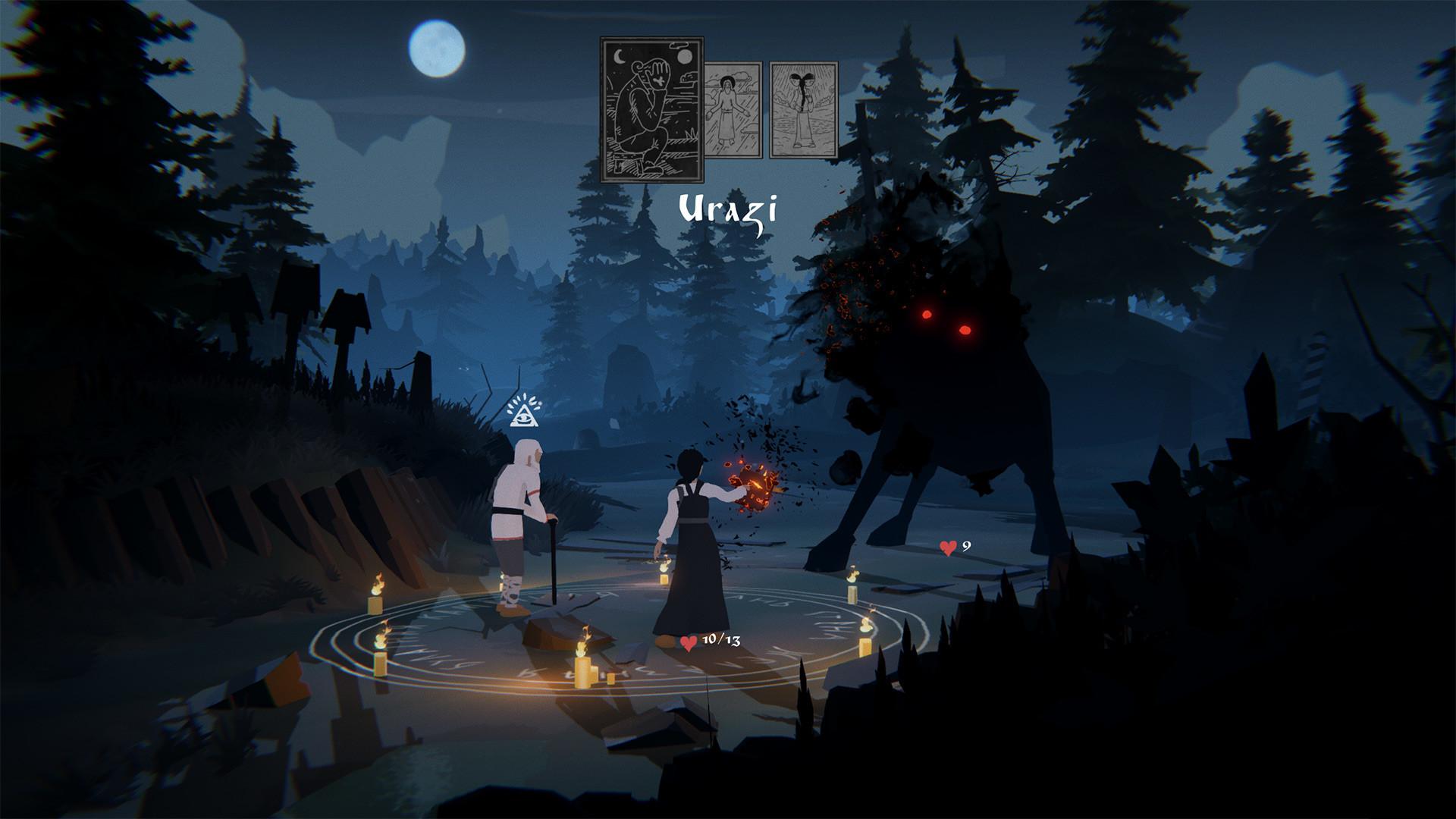 find a fiend   RPG Jeuxvidéo