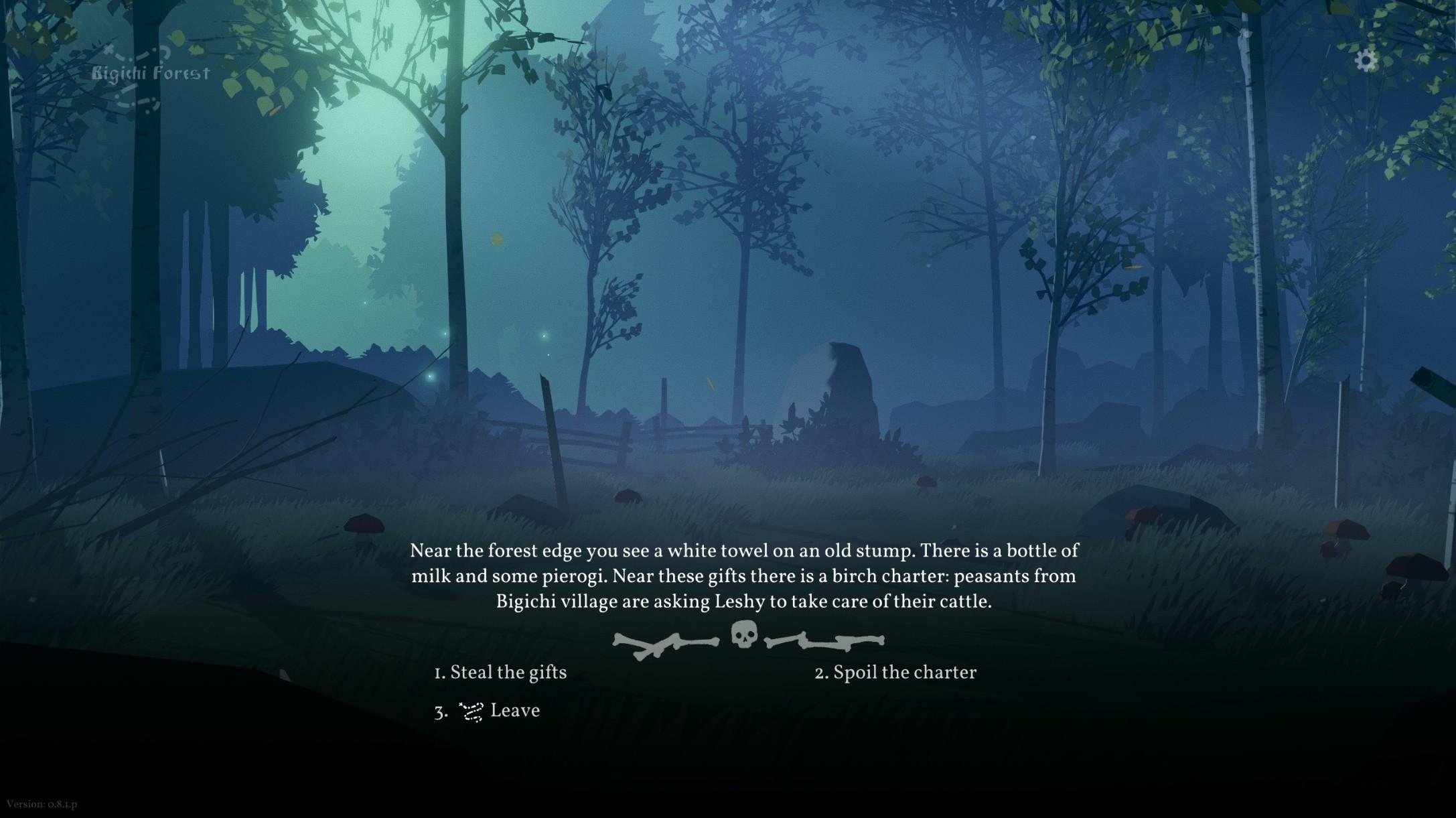 forest is not the safest place   RPG Jeuxvidéo